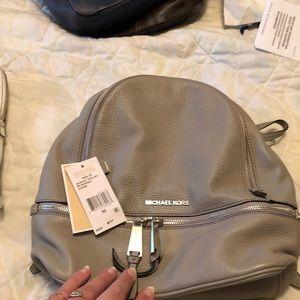 MK backpack NWT